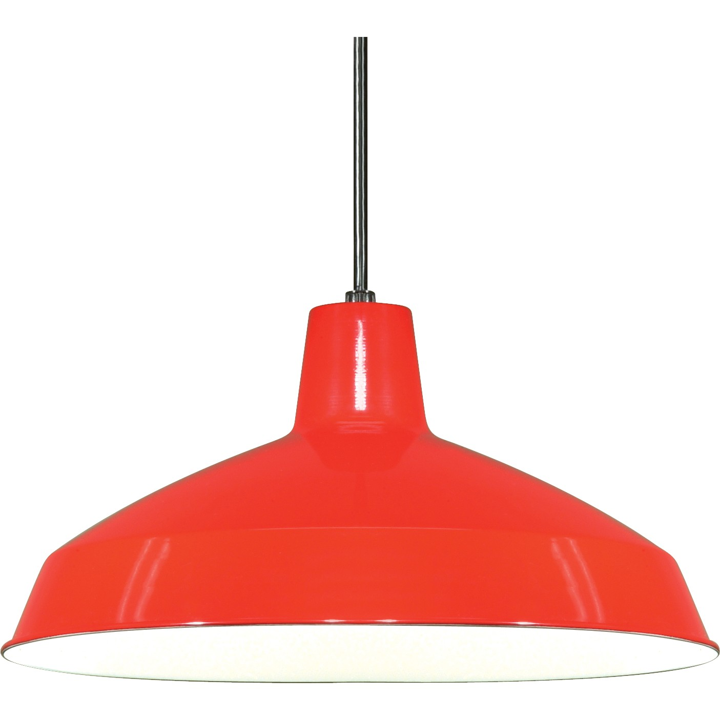 Nuvo Red Pendant 2